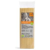 Spaghetti trafilati al bronzo - Grano Duro Cappelli