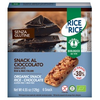 Chocolate Rice Snack