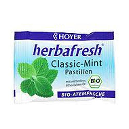Pastillas de menta Herbafresh