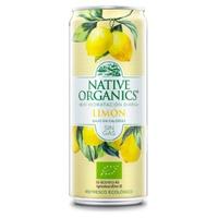 Native Organics Refrescos Isotónico Bio Limón sin gas