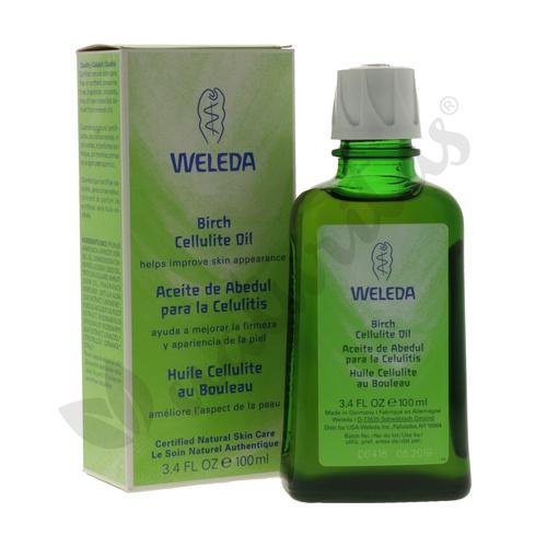 Aceite de Abedul para la Celulitis