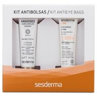 Kit Anti-droppy eyes (Angioses + C vit Contour)