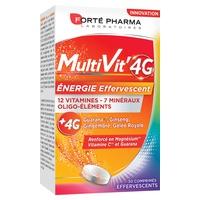 Multivit '4G Effervescent Energy