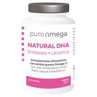 Natural DHA Embarazo y Lactancia