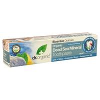 Pasta de Dientes de Minerales Orgánicos del Mar Muerto
