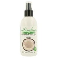 Spray corporal perfumado coco