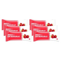 Pack Obegrass Barrita Entre Horas (Chocolate Blanco Frutos Rojos)