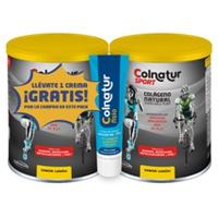 Pack Colnatur Sport Sabor Limón + Crema Colnatur Fisio de regalo