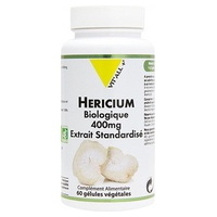 Hericium 400mg Standardized extract