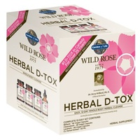 Wild Rose Herbal D-Tox 12-Day cleanse