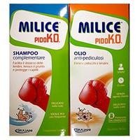 PidoK.O. Kit Olio+Shampoo