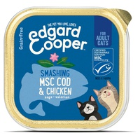 Chicken and Cod Cats Tub