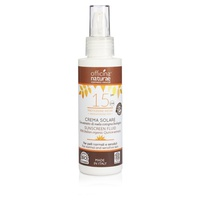 Sun Cream SPF 15 Medium Protection - Bioplastic bottle