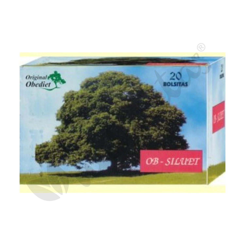23c4c3beb Bio Siluet 20 unidades de Original Obediet | Naturitas