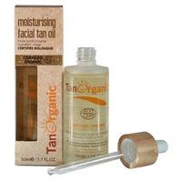 Aceite Autobronceador Hidratante Facial