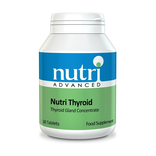 Nutri Thyroid  180 Comprimidos de Nutri-Advanced