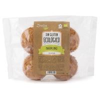 Muffins orgânicos sem glúten bio