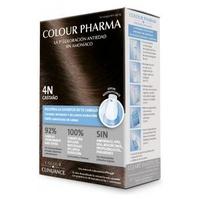 Tinte Colour Pharma 4N Castaño