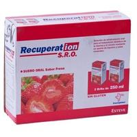 Recuperat-Ion Suero Oral SRO (Sabor Fresa)
