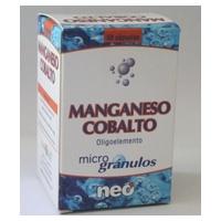 Manganeso y Cobalto
