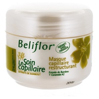 Restructuring hair mask