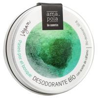 Solid bio deodorant walk in the woods