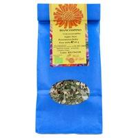 Herbata ziołowa z liści głogu