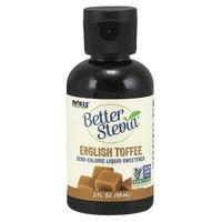 Liquid Stevia Toffe English