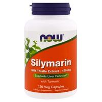 Silymarin 150 mg Extracto de Cardo Mariano Estandarizado 80% Silimarina