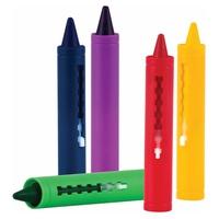 Pinturas Crayón para el Baño 36m+