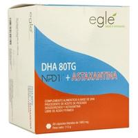 DHA / NPD1 80TG Astaxantina