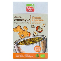 Crunchy Oats With Turmeric Rice And Gluten Free Hazelnuts