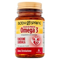 Fish oil (Omega 3)