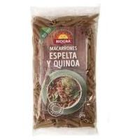 Macarrones Espelta y Quinoa Bio  250 gr de Biogra
