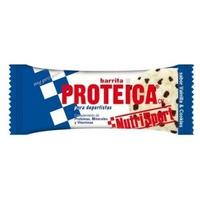 Barre protéinée (saveur vanille et biscuits)