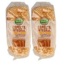 Pão de Espelta de Trigo Integral e Aveia