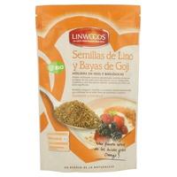 Semillas de Lino y Bayas Goji Molidas Bio