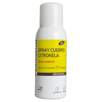 Spray corporal bio citronela