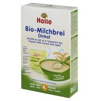 Milk millet porridge - after 4 months