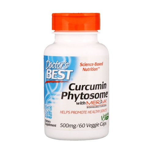 Fitosoma de curcumina con meriva 500 mg