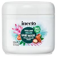 Odżywcza maska arganowa z czystym organicznym olejem arganowym do włosów