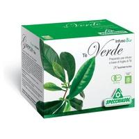 Zielona herbata ziołowa