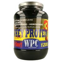 Whey Protein 3 (Sabor Fresa) 1200 gr de Nutrisport