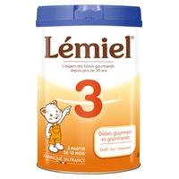 Lemiel 3rd age - Growth