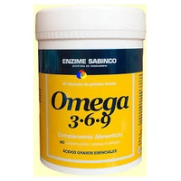 Omega 3 6 9 90 Cápsulas de Sabinco