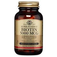 Biotina 5000 μg Verdura
