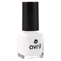 French Blanc nail polish