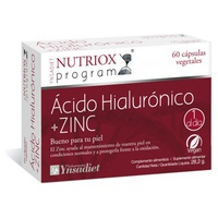 Ácido Hialurónico + Zinc