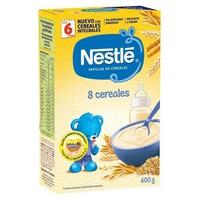 8 cereal porridge