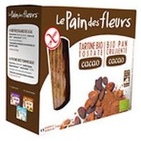 Pan de Flores con Cacao Sin Gluten BIO
